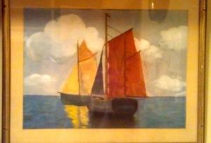 Grandpa Nelson's art